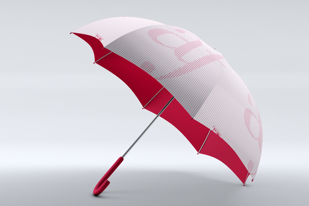 Umbrella mock-up 06